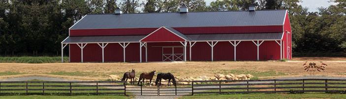 Colorado Horse Barns