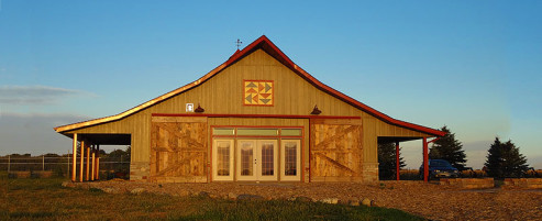 Our Post Frame Buildings in Colorado