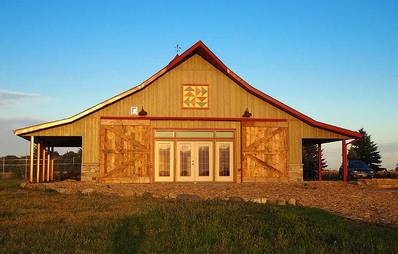 Hobby Storage Building