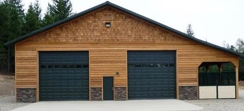 Customized Garage Builders to the Rescue