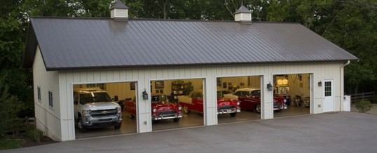 Blog about custom metal buildings for Garage central auto lyon