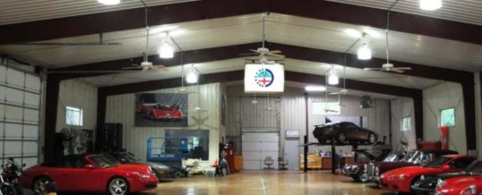 For Leisure Times: Build an Auto Restoration Shop Beside Your Home