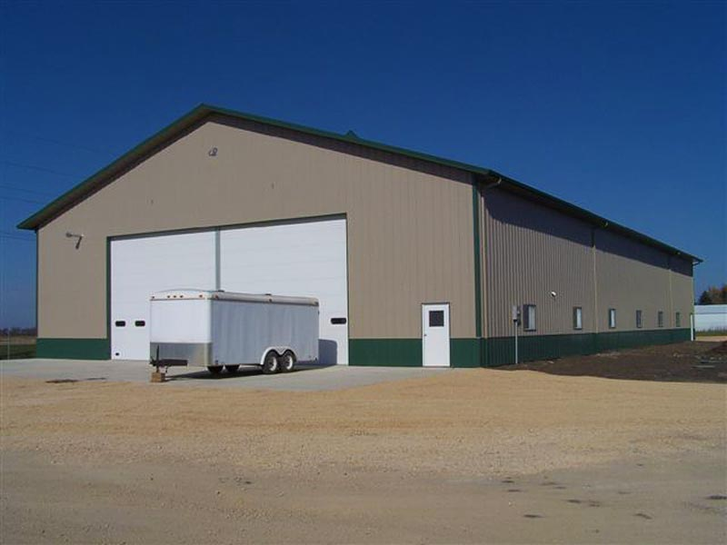 Farm Sheds And Barns : Custom farm and ranch pole barns in colorado