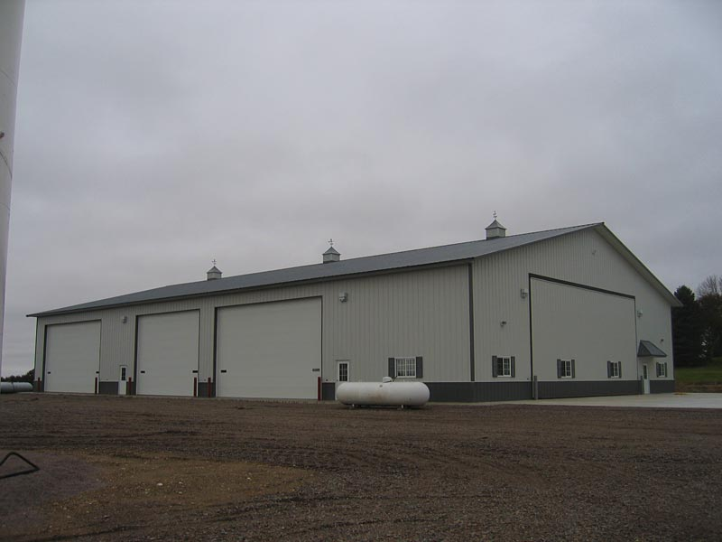 Custom farm and ranch pole barns in colorado for Pole building ideas