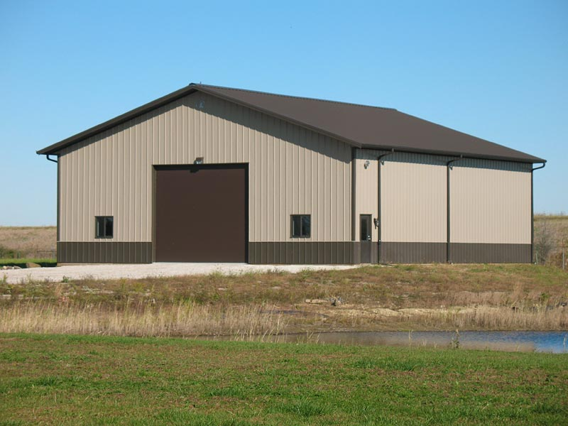 Colorado Pole Barns Garages Sheds Hobby Buildings on Metal Barns With Living Quarters Floor Plans