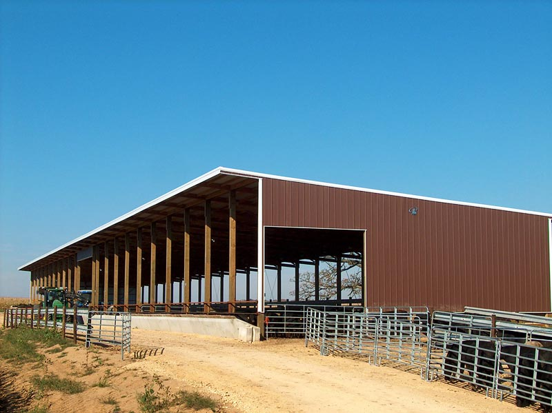 Colorado Livestock Buildings To Suit Dairy Beef Hog