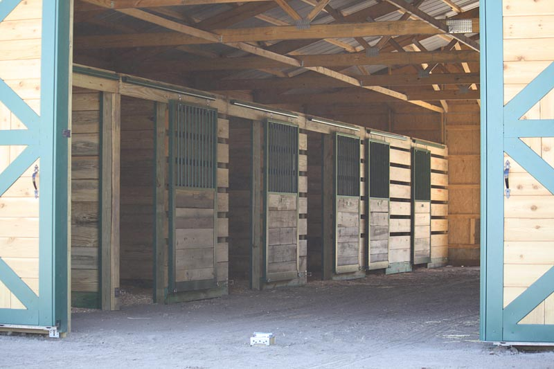Equestrian Buildings And Beautiful Colorado Horse Barns