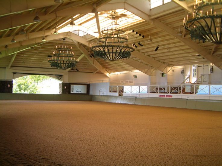 Anything For An Indoor Roping Arena In Colorado