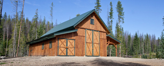 Precision Arenas and Pole Barns Colorado