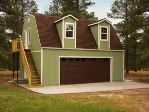 Exceptionnel Metal Storage Buildings With Living Quarters Colorado Builders Specializing  In Outbuildings