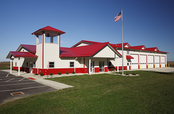 Break Ground On New Fire Stations Pole Buildings