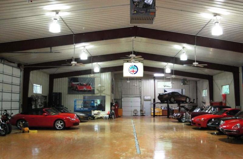 Image Result For Muscle Car Restoration Shops