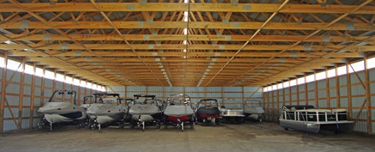 Buildings For Indoor And Outdoor Rv And Boat Storage